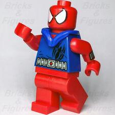 MARVEL lego SCARLET SPIDER super heroes SPIDER-MAN ben reilly GENUINE NEW 76057