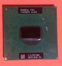 Procesador Intel Pentium M 715A 1.5GHZ / 2MB  / 400 SL89U