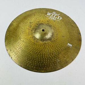"20"" Pearl 500 Wild Series Drum Kit Ride Cymbal | #DBC587"