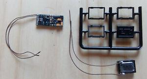 ESU 58818 LokSound 5 / V5 MICRO Premium Sound Decoder Next18, incl. ESU sound