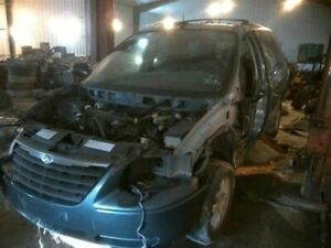 Power Brake Booster Rear Disc Brakes Fits 01-07 CARAVAN 82556