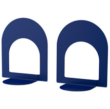 2 x Ikea BOTTNA Blue Book-ends (1 pair ) 504.309.60 Brand New & Sealed