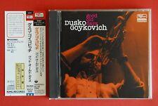 DUSKO GOYKOVICH GOOD OLD DAYS 1998 GOJKOVIC JAZZ RARE JAPAN CD W/OBI
