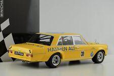 Mercedes-Benz 300 SEL 6.8 #38 Hannen Alt Hockenheim 1971 1:18 Minichamps