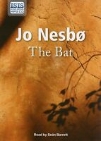 The Bat by Jo Nesbo - MP3CD - Audiobook