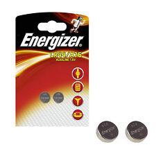 2 x Energizer LR44 1.5V Alkaline Battery A76 AG13 PX76A G13A 357 Batteries