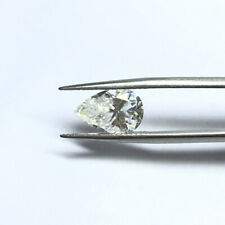 White Loose Pear Cut D Color VVS1 Moissanite Stone Gemstone With GRA Certificate