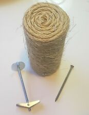 One Floating Sisal Cat Step, Floating Step, Cat Wall, Cat Step, Cat Scratch, New