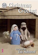 Kingcole Noël Crochet Livre 3 - 10 Noël Designs-pas le fini des objets