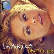 Sale El Sol - Shakira CD EPIC