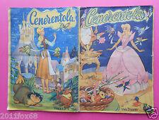 sticker album figurine cenerentola lampo 1953 cinderella cendrillon aschenputtel