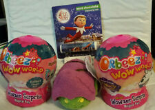 4 Pc Lot -Marvel Toy,Wowzer Surprise Magical Pet and Elf Story Lip Balm