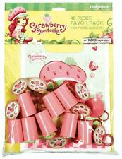 Strawberry Shortcake 48 Piece Favor Pack for 8 Guests