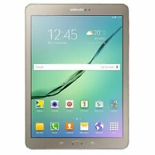 SAMSUNG Galaxy Tab S2 SM-T819N 32GB 3G 4G Gold Tablet-SM-T 819 Nzdebtu