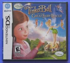 Disney Fairies: Tinker Bell and the Great Fairy Rescue (Nintendo DS, 2010) WORKS