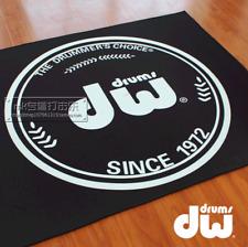 NEW DW DRUM RUG Carpet High Quality Non-slip 2X1.6M 4.2kg