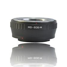 Camera MD-EOSM Adapter Ring Minolta MD MC SR Lens to Canon EOSM EOS M EF-M Mount