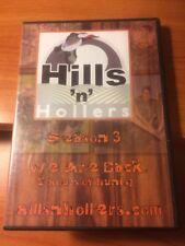 Hills N Hollers Season 3 (DVD) 2 hours of hunting...Elk, Goat, Turkey...196
