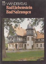 DDR Wanderatlas - Bad Liebenstein / Bad Salzungen