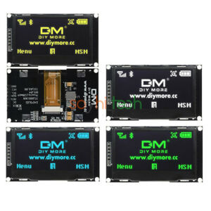 """2.42"""" OLED Display SSD1309 Blue/Green/Yellow/White SPI Port For Arduino 128*64"""
