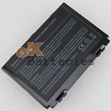 Laptop Battery For ASUS X65 X70 X8B X8D P50 P81 A32-F52 A32-F82 Notebook 6Cell