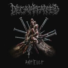 "DECAPITATED ""Anticult"" CD 2017 Death Metal vader behemoth morbid angel deicide"