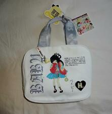 "NWT Ivory canvas Gwen Stefani HARAJUKU LOVERS Limited Edition ""Angel"" handbag"