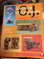 Toys from Occupied Japan Schiffer book Identification Price Guide Tin Celluloid