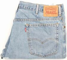Jeans coupe droite pour homme taille 40