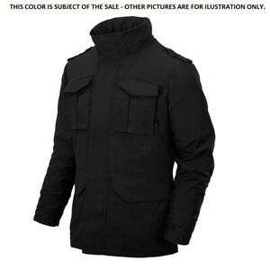 HELIKON TEX® COVERT M65 Professional Concealed Carry Jacket - Black