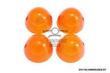 Turn signal winker lense Honda cub C50 C70 C90 C100 CF50 CF70 SS50 SS90 CL50 S50