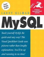 MySql (Visual QuickStart Guide)