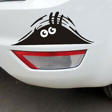 Peeking Monster Scary Eyes funny sticker Decal For Car Van Boot