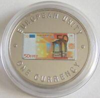 Sambia 1000 Kwacha 1999 Banknoten 50 Euro