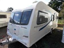 Bailey Pegasus II Ancona 2011 6 Berth Touring Caravan With MotorMover