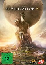 Sid Meier's Civilization VI 6 Spiel Key - CIV 6 PC Steam Digital Download Code