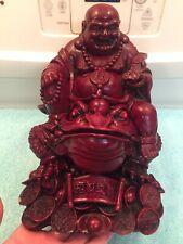 Buddha Riding A Frog Surrounded By Money