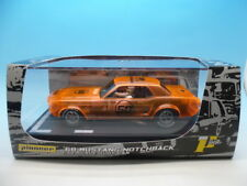 Pioneer P053 1968 Mustang Notchback X-Ray Neon, limited edition of only 68