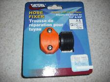 "RV -  Home / Garden Hose Repair Kit - Fits 1/2"" or 5/8"" Garden Hose - Male End"