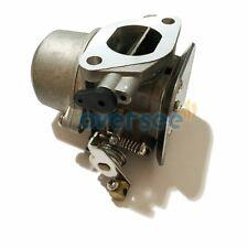 OVERSEE Carburetor 67D-14301-13 for 4 Stroke 4HP Yamaha Outboard Motor 5HP Hidea
