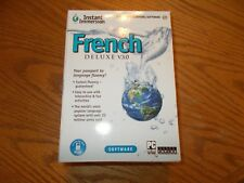 FRENCH DELUXE V3.0 -LANGUAGE LEARNING SOFTWARE