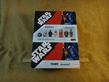 Star Wars Tomy Kubrick Unbreakable Series 8 60mm Mini Figures - Case Of 12