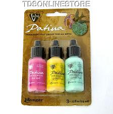 Vintaj Patina Ink Set - 3 Colors - Key West