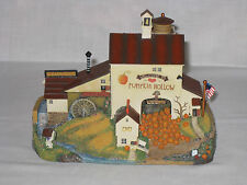 Charles Wysocki's Pumpkin Hollow #78785 - 5th in Peppercricket Grove Series