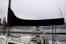 Sunbrella Black Mainsail Cover 8-9' Custom Made