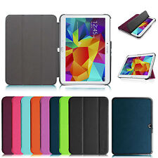 For Samsung Galaxy Tab 4 10.1 inch SM-T530 Case Cover Stand Shell Leather