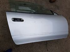 180sx Type-x  s13 Nissan Silvia Drivers door [4] Silver