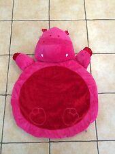 Newborn Pink Baby Play Mat Hippo/Hippopotamus-Summer
