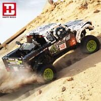 1090Pcs Technic Jeep RC Building Blocks MOC Off Road SUV Sports Car DIY TOYS DHL