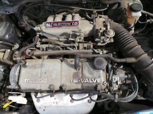 B6 Motor Benzin Ottomotor Mazda 323 F IV (BG) 1.6  65 kW  127531 km Laufleistung